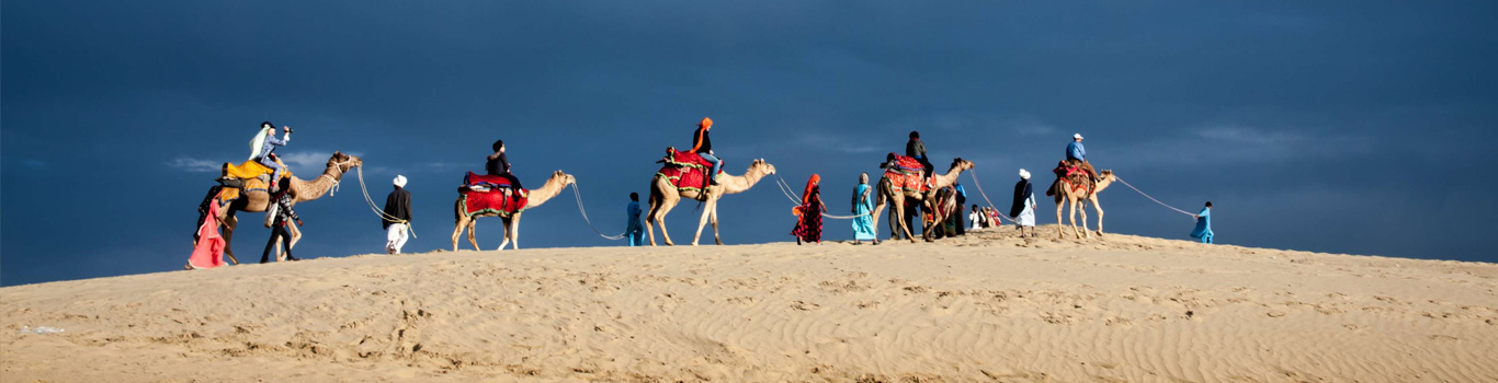 Camel Safari Tour Bikaner