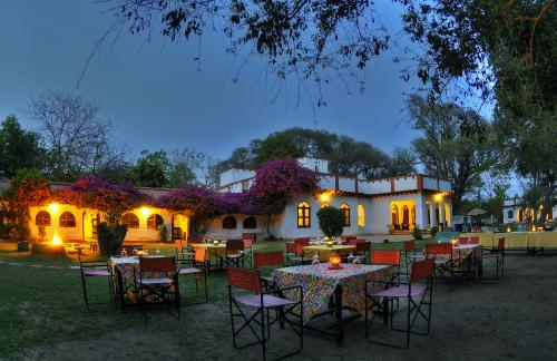 Chambal Safari Lodge, Agra