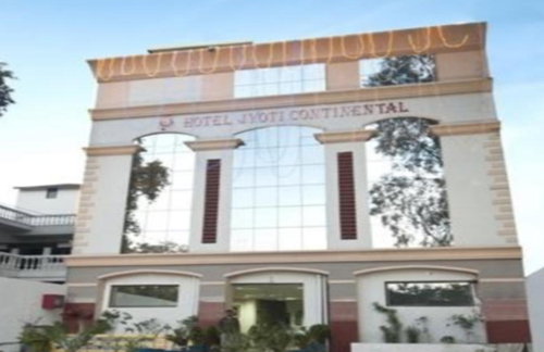 Hotel Jyothi Continental, Agra