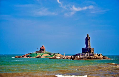Kovalam Kanyakumari Beaches Tour