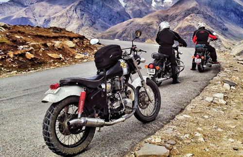 Adventure Tour to Leh