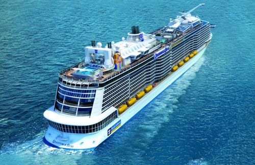 Japan & Korea Cruise (Royal Caribbean)